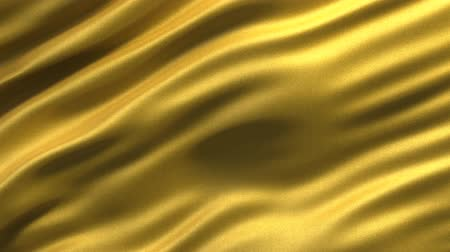 hedvábí : Seamless loop of golden abstract background Dostupné videozáznamy