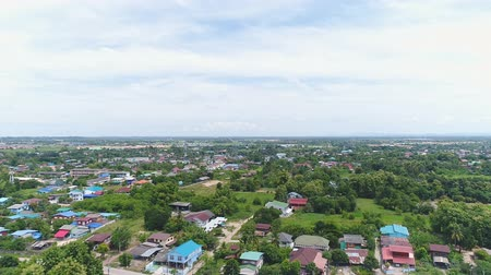 расширение : Aerial Shot at north of Thailand