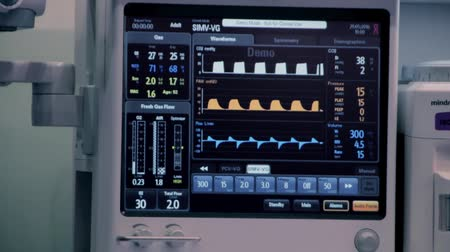 pacemaker : Cardiac_monitor_2  Medical equipment