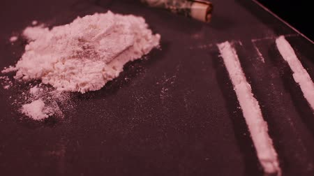 methamphetamine : Cocaine road, cash and card