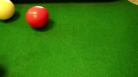 poolbiljart : Billiard goed schot
