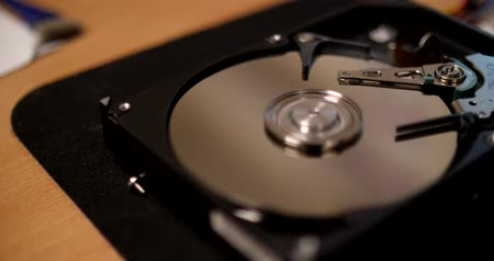 hdd : Open hard disk drive