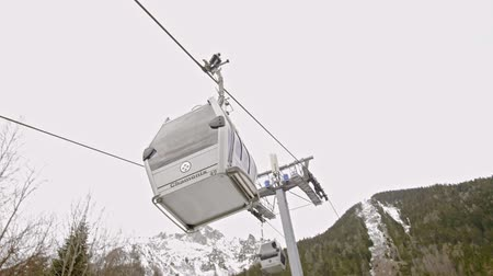 snowfield : Brevent flegere chamonix cable car