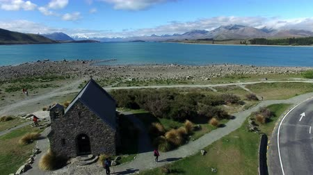 délre : tekapo church