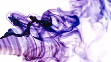 transparente : Abstract shapes. Smoke.