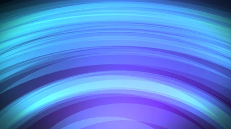 blue line ripples Stock Footage
