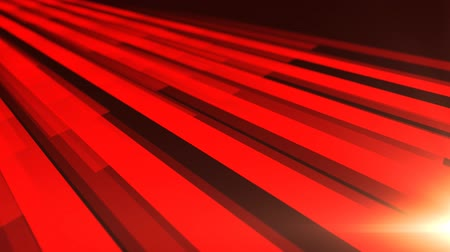 red diagonal lines in motion