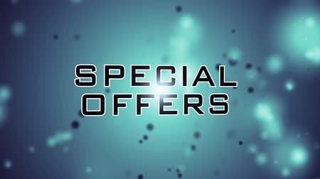 oferta : Special Offers save big Animation