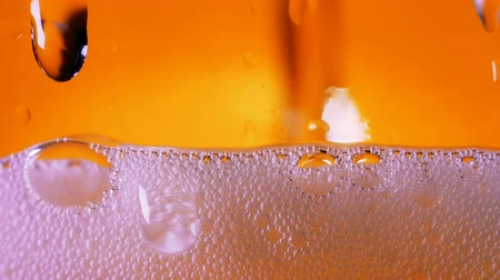 Glass of Beer Detail