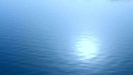 napfény : Blue Water Background with Sunlight