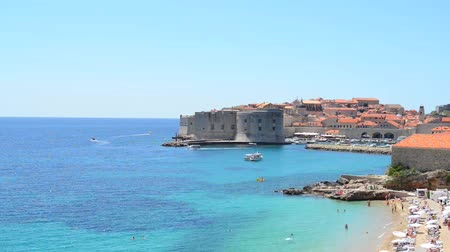 adriyatik : Old Town of Dubrovnik Croatia