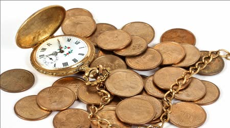 hodinky : Time is Money