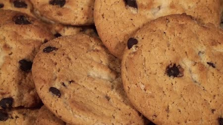 bolachas : Chocolate Chip Cookies Vídeos
