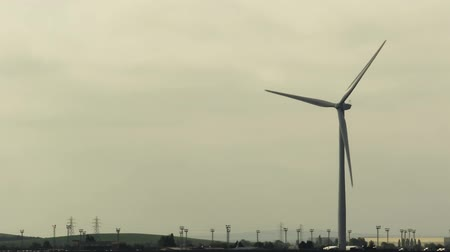 Wind Turbines viewed from the Isle of Grain