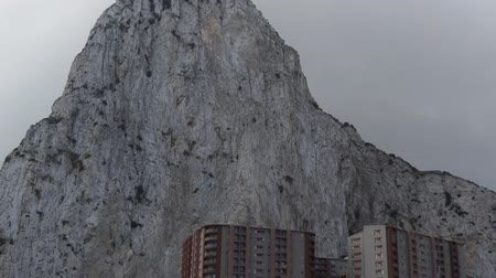 Gibraltar, United Kingdom, 2nd October 2018:- The Rock of Gibraltar. Gibraltar is a British Overseas Territory located on the southern tip of Spain.