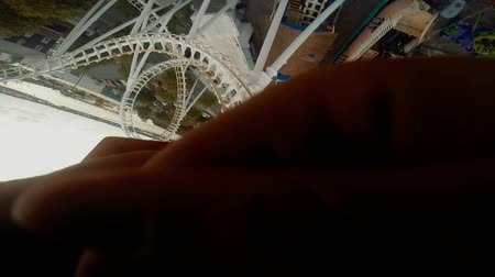 targi : roller coaster in amusement park