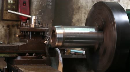 headstock : the Industrial Lathe