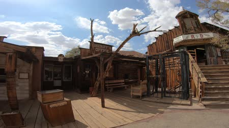 sheriff : Calico, CA, USA - August 15, 2018: Sheriffs Office in main street of Cowboy Theme Park, Yermo.Calico was designated Silver State Rush Ghost Town of California near Barstow, San Bernardino County.