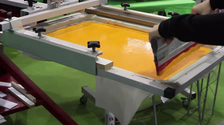 printings : silk-screen printing