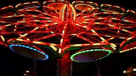 rolete : Light effect fairground