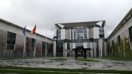 chancellor : Bundeskanzleramt in berlin