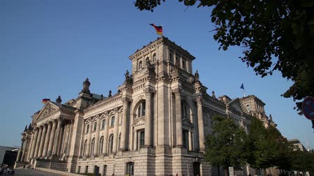Deutsch Parlament in Berlin