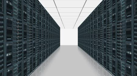 databáze : Data center server