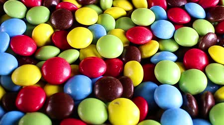 Candy chocolate sugar coated colorful candies