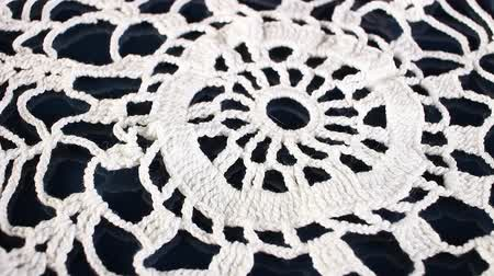 gif : Crochet thread cotton hand work Grandmas hobby