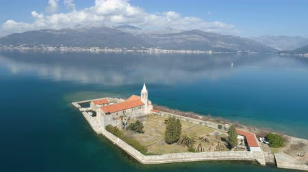 beautiful place : Island in Tivat bay Gospa od Milosti