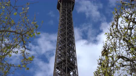 예망 : Eiffel tower from Mars field 무비클립