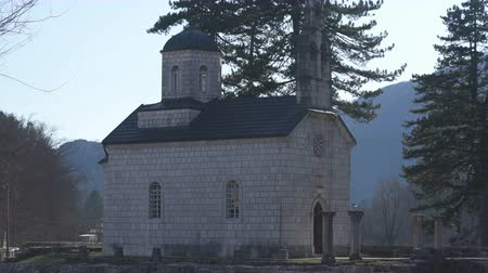 virgem : Church of the Nativity of the Virgin, built on the ruins of Old Cetinje Monastery Vídeos