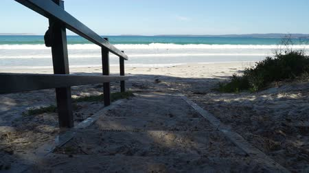 Nelsons beach in Jervis Bay in News South wales, Australia
