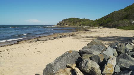 호주의 Port Macquarie에있는 Shelly Beach