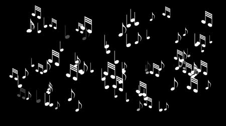 rock music : Musical Notes - Design Element