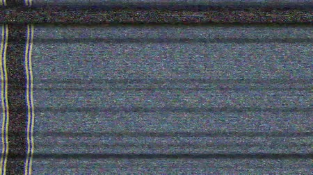 hiss : Faulty Television Signal
