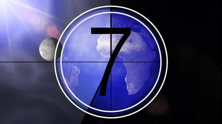 contagem regressiva : Universal Leader Countdown Clock