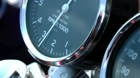 motocykl : Motorcycle - Chronometric Rev Counter
