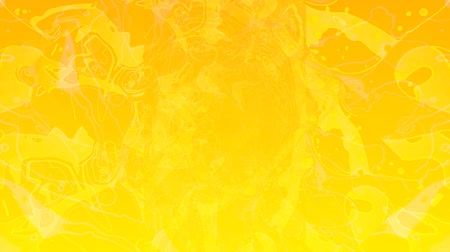 perpetual motion : Abstract Yellow Background Stock Footage