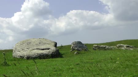 wicca : Arbor Low Stone Circle, Derbyshire, England