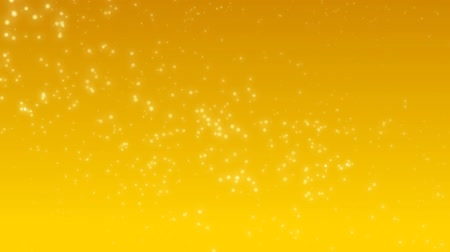 bright bubble : Abstract Orange Background Stock Footage