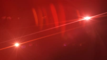 質地 : Red Lens Flare Abstract Background