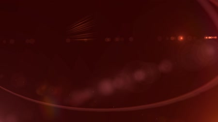 质地 : Red Lens Flare Abstract Background
