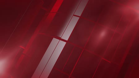 breaking news : Breaking News Style Lens Flares Abstract Moving Red Background Stock Footage