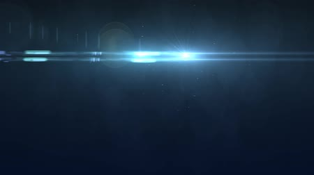 наложение : Blue Abstract Motion Background with Lines and Lens Flares - hd 1080p loop