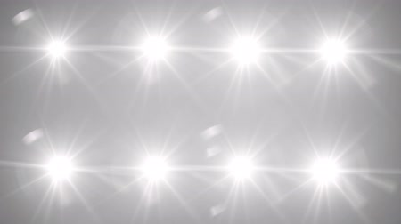 stage lights : Flashing Stage Lights Background for Music Videos Stock Footage