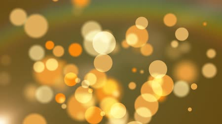 боке : Festive Bokeh Orange Abstract Motion Background