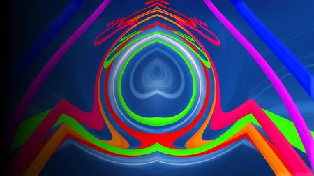 psicodélico : Psychedelic Colorful Pop Art Abstract Motion Backgrounds For Music Videos Vídeos