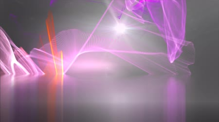 imagem : virtual aura reflections abstract motion background