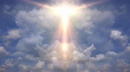 балки : heavenly light abstract background